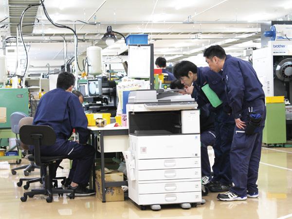 大阪本社工場