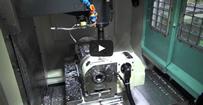 マシニング加工事例動画